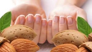 Миндальное масло для ногтей