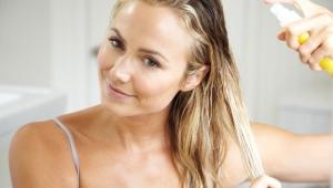 Спрей-термозащита для волос