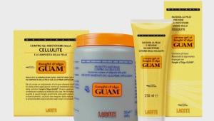Антицеллюлитный крем Guam