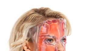 Гелевая маска для лица