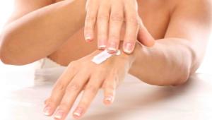 Крем для очень сухой кожи рук