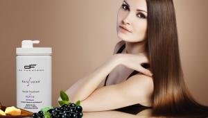 Крем для выпрямления волос