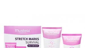Крем от растяжек Mustela