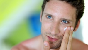 Крем после бритья с витаминами F и E