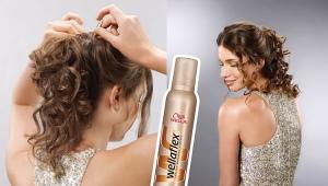 Мусс для волос