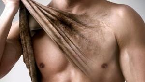 Мужской крем для депиляции интимных зон