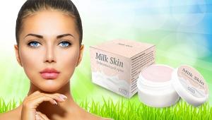 Отбеливающий крем Milk Skin
