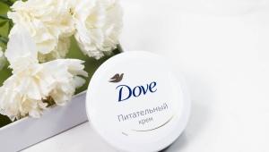 Питательный крем Dove