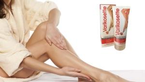 Тонизирующие крема для вен на ногах