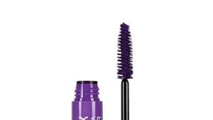 Фиолетовая тушь