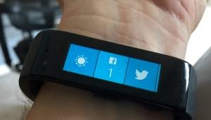 Фитнес-браслет для Windows Phone