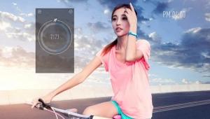 Фитнес-браслет Sony