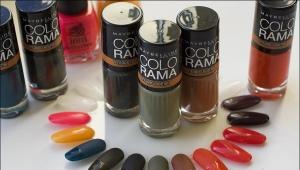"Лак для ногтей Maybelline New York ""Colorama"""