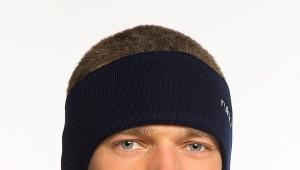 Мужская повязка на голову