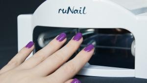 Сколько держится гель-лак на ногтях