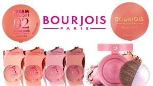 Тени для век Bourjois