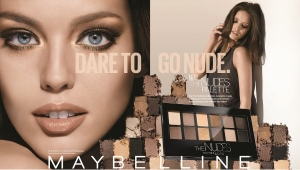 "Тени Maybelline ""The Nudes"""