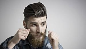 Воск для бороды и усов