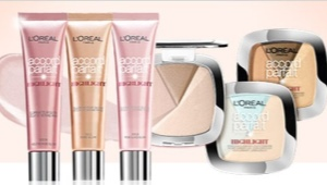 Хайлайтер L'Oreal «Alliance Perfect»