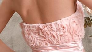 Как красиво завязать пояс на платье?