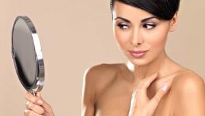 Как замаскировать воспаления тональным кремом?