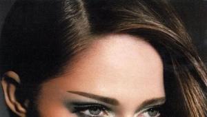 Осенние коллекции макияжа