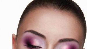 Техники макияжа глаз