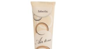 Тональный крем Faberlic