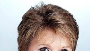 Возрастной макияж для глаз с нависшим веком