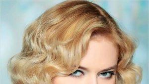 Кудри утюжком на короткие волосы