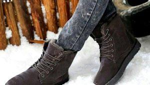 Бережно ухаживаем за обувью из замши