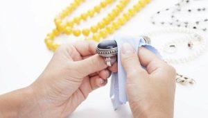 Как почистить серебро с камнями в домашних условиях?