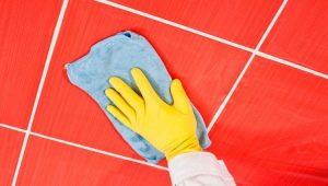 Как почистить швы между плиткой в ванной?
