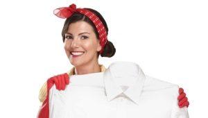 Правильно удаляем жирные пятна с одежды