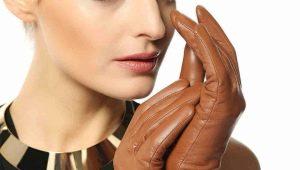 Рекомендации по уходу за кожаными перчатками