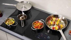 Как отмыть стеклокерамическую плиту от нагара в домашних условиях?
