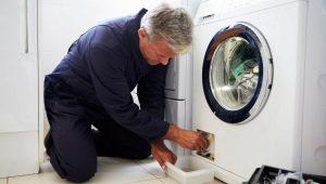 Как почистить сливной фильтр в стиральной машине?