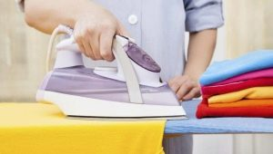 Как почистить утюг от накипи?