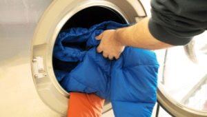 Как постирать куртку на синтепоне в стиральной машине?