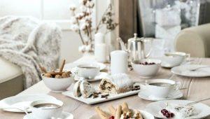 Сервировка стола в различных стилях: виды и особенности