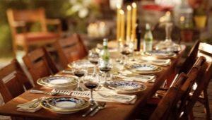 Как правильно сервировать столовые приборы?