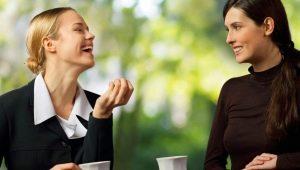 Правила ведения беседы