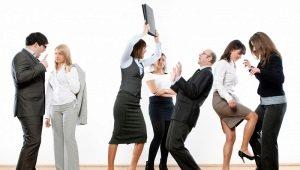 Важные правила поведения в конфликтной ситуации