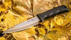 Туристические ножи: виды и тонкости выбора