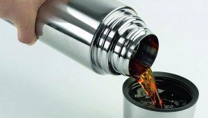 Как очистить термос от чайного налета и убрать запах?