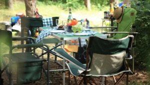 Складные туристические столы: виды и тонкости выбора