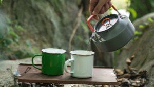 Разновидности и особенности выбора походных чайников