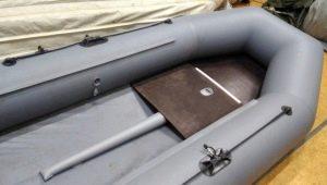 Киль на лодку ПВХ: особенности и тонкости изготовления