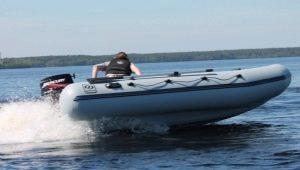 Лодки «Фрегат»: характеристики и модельный ряд