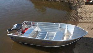 Алюминиевые лодки: разновидности, обзор брендов и критерии выбора